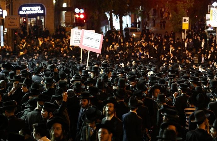 İsrail maske zorunluluğunu bu sabah kaldırdı