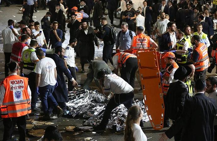 İsrail'de bayram kutlamalarında 44 İsrail'li öldü