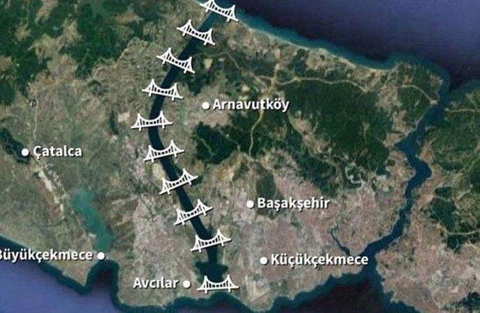 Kurum: Kanal İstanbul'da ilk kazma 26 Haziran'da