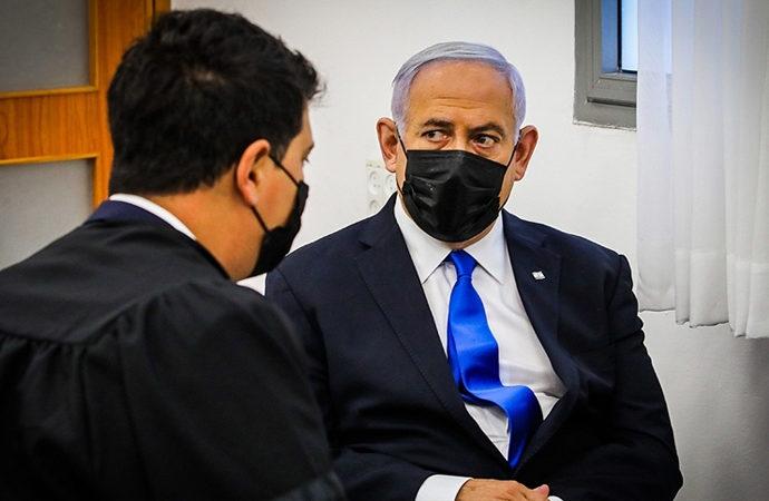 Netanyahu, Savcılığın 'kendisini devirmeye çalıştığını' söyledi