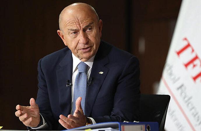 TFF Başkanı Özdemir: Türkiye yekvücut UEFA'nın yanında