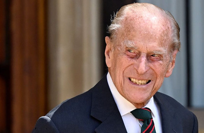 Prens Philip'in cenaze töreni halka kapalı yapılacak