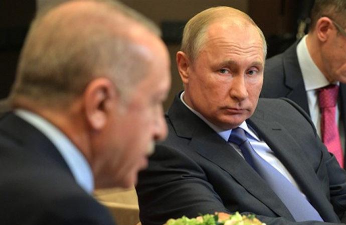 """Putin'den """"Boğazlar rejimi korunmalı"""" mesajı"""