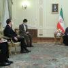 Ruhani: Ekonomik iş birliğinde yeni bir ortam oluşacak
