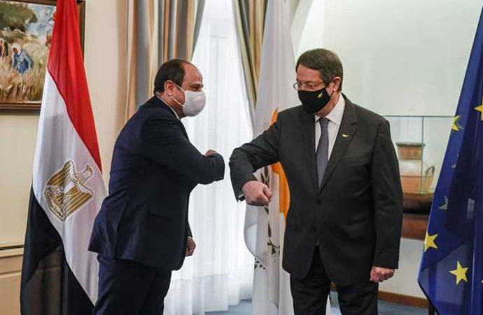 Mısır-Yunanistan-Güney Kıbrıs arasında askeri işbirliği anlaşması