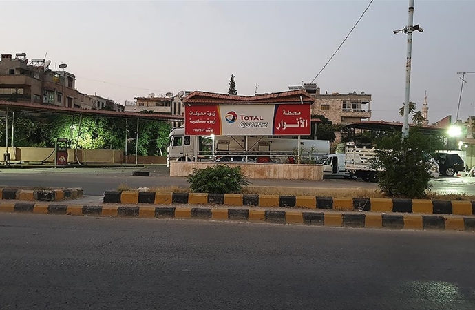Esed rejimi benzine yüzde 25 zam yaptı