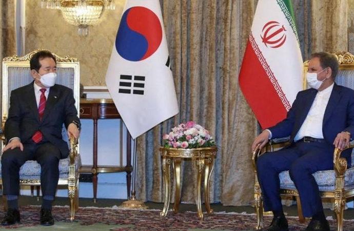 İran, Güney Kore'nin bloke ettiği parasını istedi