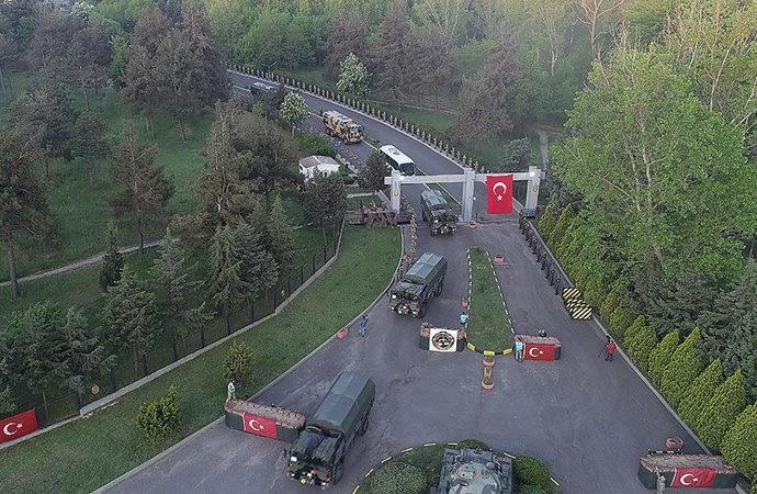 NATO tatbikatına katılmak üzere Mehmetçik yola çıktı