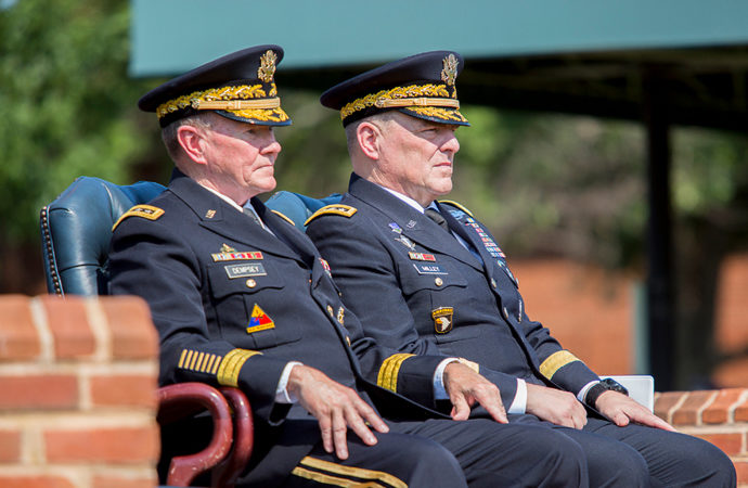 124 emekli generalden Biden yönetimine bildiri