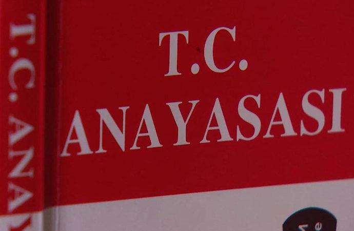 AK Parti'nin anayasa teklifinde ilk 4 madde