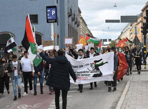 Bazı ülkelerde yasaklara rağmen İsrail protesto edildi