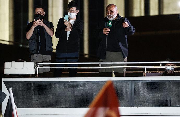 Bülent Yıldırım: Bu ülkedeki siyonist karşıtlığını sokaklara dökeceğiz