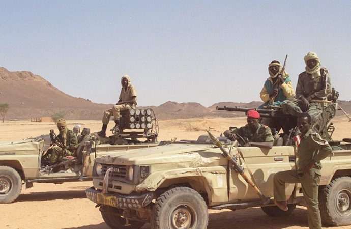 Çad'da iktidar karşıtı silahlı muhalif gruptan AA'ya açıklama