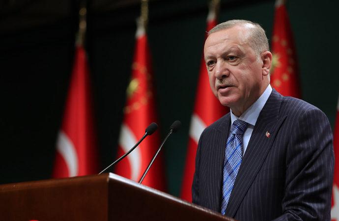 Erdoğan'dan 'üstü kapalı' Peker göndermesi