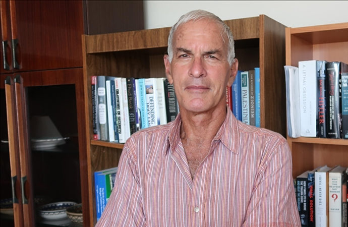 Finkelstein: İsraillilerin Doğu Kudüs'te hiçbir hakkı yok