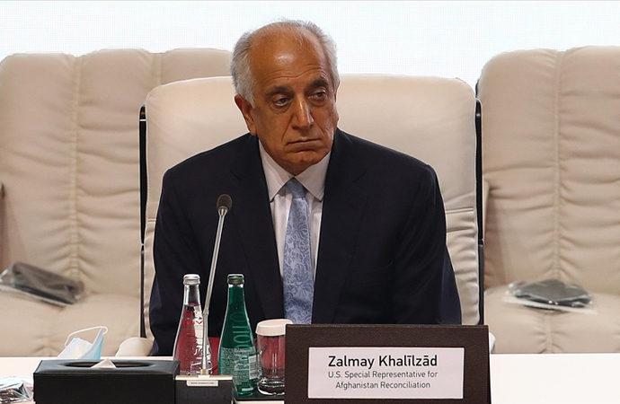 Halilzad, Afganistan'daki siyasi liderleri uyardı