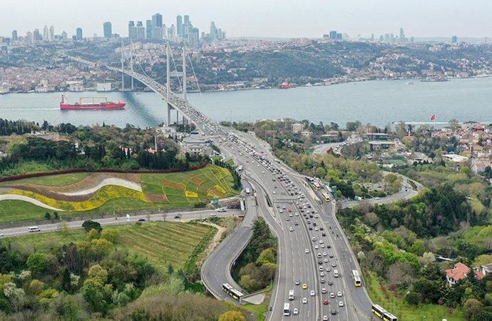 İstanbul'da 1 Mayıs nedeniyle bazı yollar kapatılacak