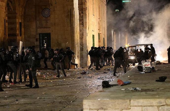 """Arap ülkelerine """"İsraille ilişkileri kes"""" çağrısı"""