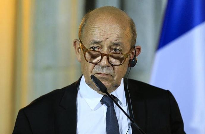 Fransız Bakan, Lübnanlı siyasetçileri tehdit etti