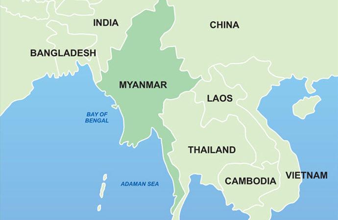 Myanmar ordusu, darbe karşıtı silahlı grup ile çatıştı