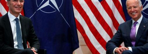 ABD'den Ukrayna'nın NATO üyeliğine destek