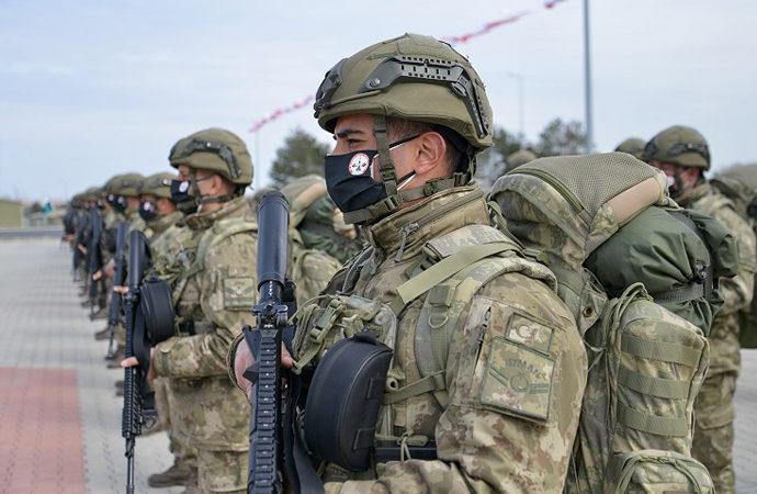 ABD emir komutasında Defender Europe 2021