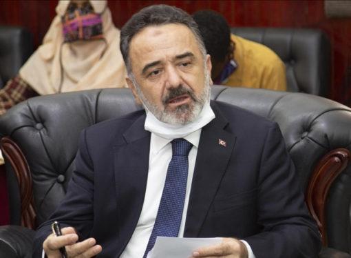 Büyükelçiden, Türkiye-Sudan ilişkileri değerlendirmesi