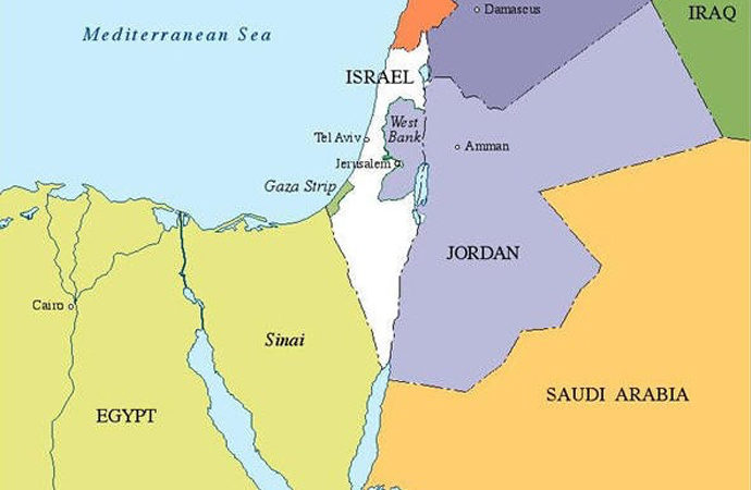 Mısır ve Ürdün'ün İsrail sessizliği