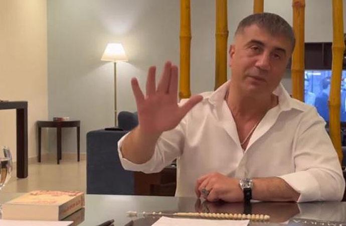 Sedat Peker, operasyonun ardından ilk kez konuştu