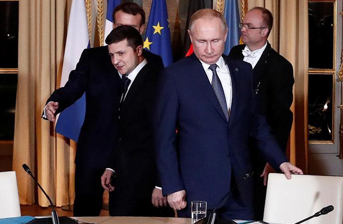 Ukrayna-Rusya Krizi
