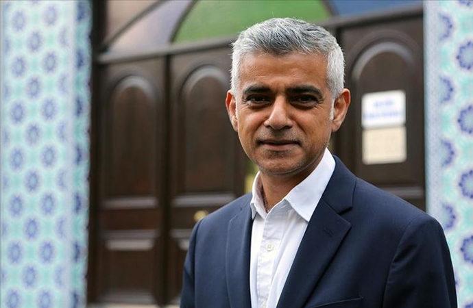 Londra'da yeniden 'Müslüman' belediye başkanı