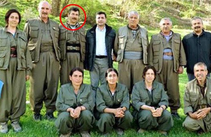 """PKK'nın Suriye sorumlusu """"Sofi Nurettin"""" etkisiz hale getirildi"""