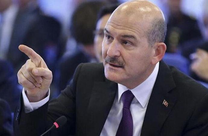 Süleyman Soylu'dan, Sedat Peker ve Mehmet Ağar'a yanıt
