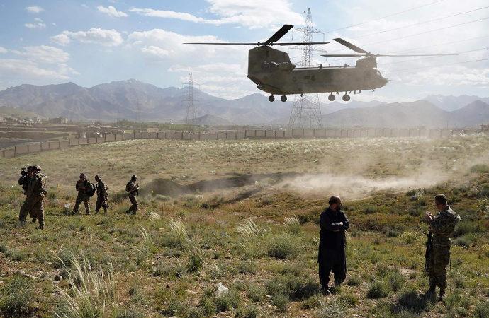 Pentagon, Afganistan'da saldırı için 'yetki' isteyecek!