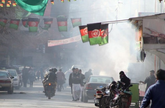Afganistan'da Taraf Olmak