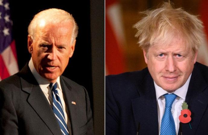 """""""Atlantik Bildirisi"""" iki lider tarafından güncellendi"""
