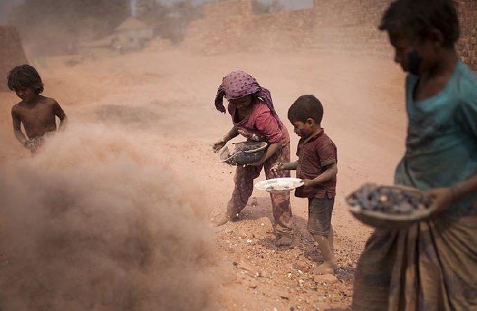 Çocuk işçi sayısında son 4 yılda 8 milyon artış