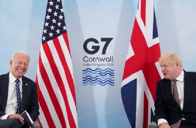 G7 Zirvesi sonuç bildirgesi: Gelecek yıl aşı bağışlayacağız