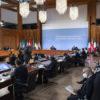 Almanya'nın himayesinde yapılan Libya konferansı sona erdi
