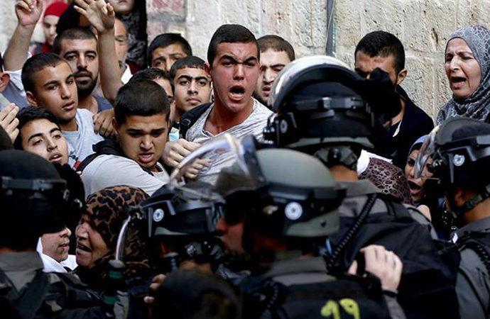 Müphem kavramlar İsrail devlet şiddetini perdeliyor