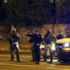 İsrail polisinden Filistinlilere müdahale