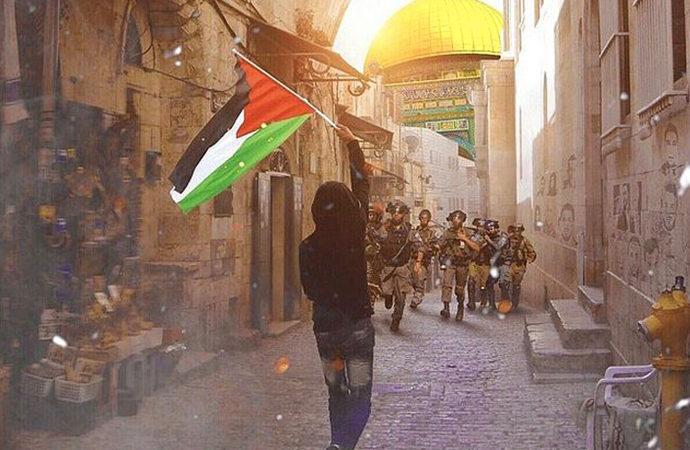 Kudüs, Kınamalarla Değil Kılıçla Savunulur!