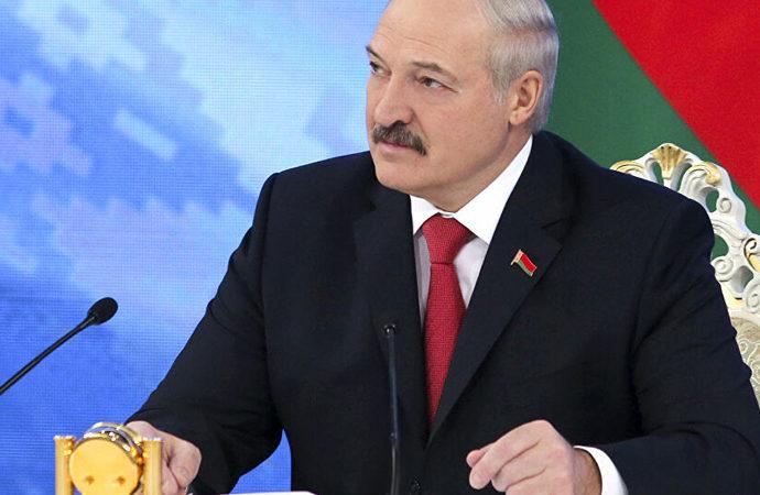 ABD liderliğinde üç ülkeden Belarus'a yaptırım