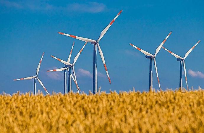 Rüzgar enerjisinin küresel payı yüzde 27'ye yükseldi