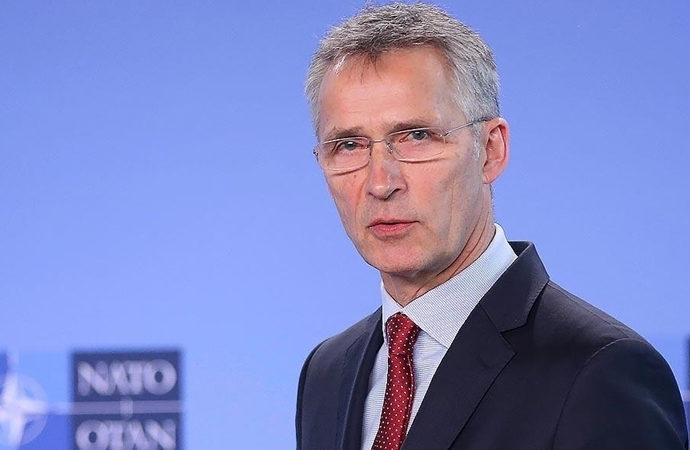 Stoltenberg: Türkiye ile yakından çalışmaya devam edeceğiz