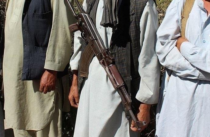 Taliban'dan kaçan 347 Afgan Tacikistan'a sığındı