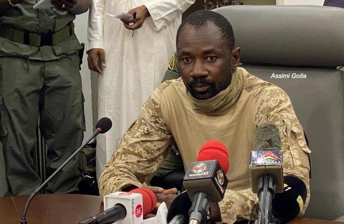 Mali'de gözaltında ölüm