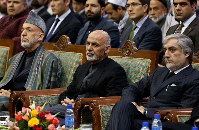 Afgan hükümeti 'Varoluş Kriziyle' karşı karşıya