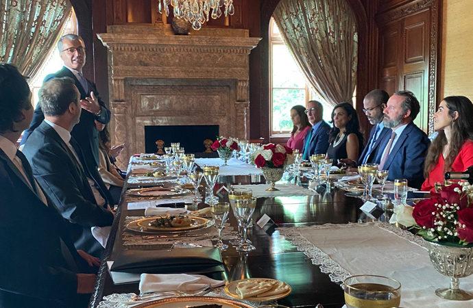 ABD enerji endüstrisi ile Türk makamları arasında güçlü diyalog