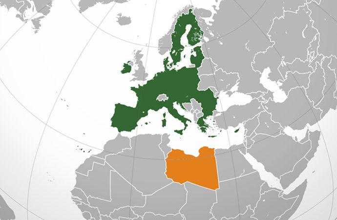 Avrupa Birliği, Libya'ya asker göndermeye çalışıyor